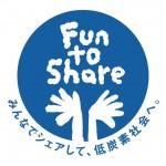 Fun to Share logo